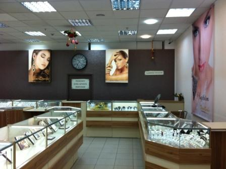 Ювелирный магазин кристалл фото